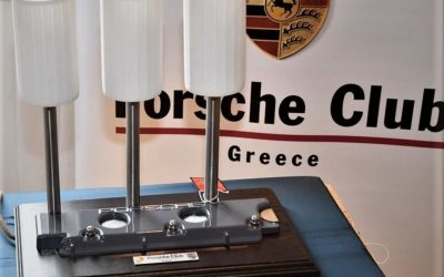 Porsche Club Greece New Year Charity Event 2020