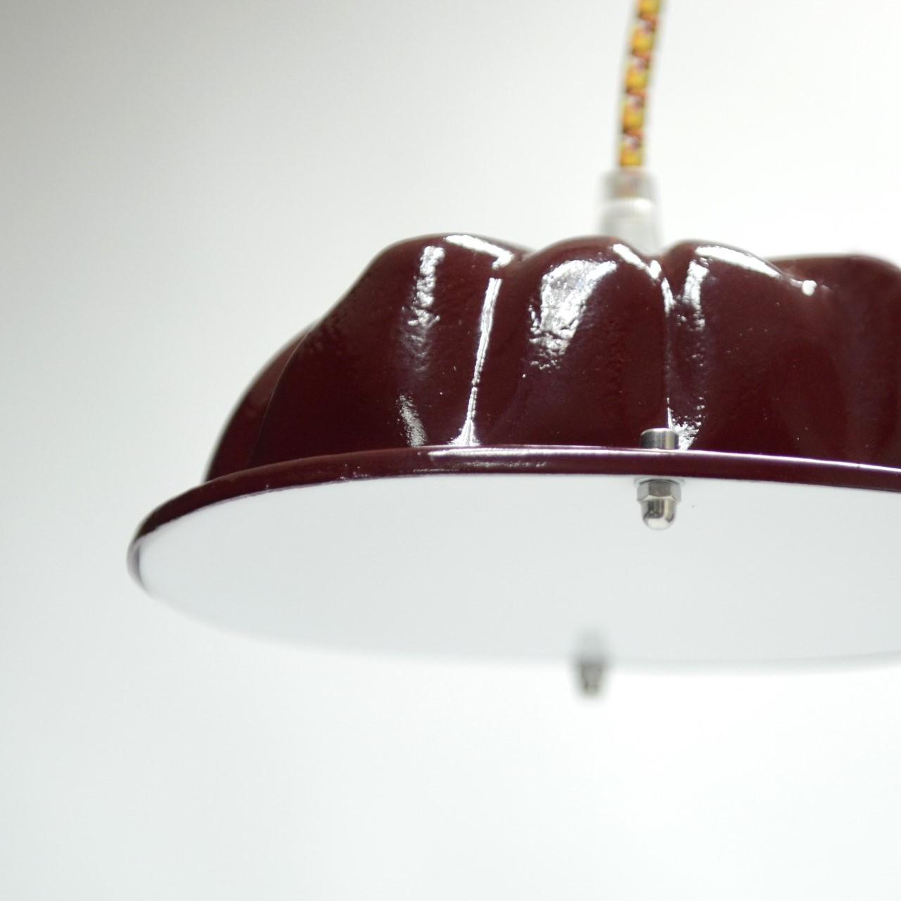 2CV Charleston Ceiling lamp Set